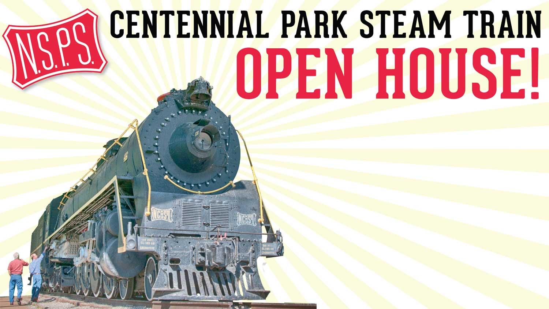 Nashville Steam Open House!