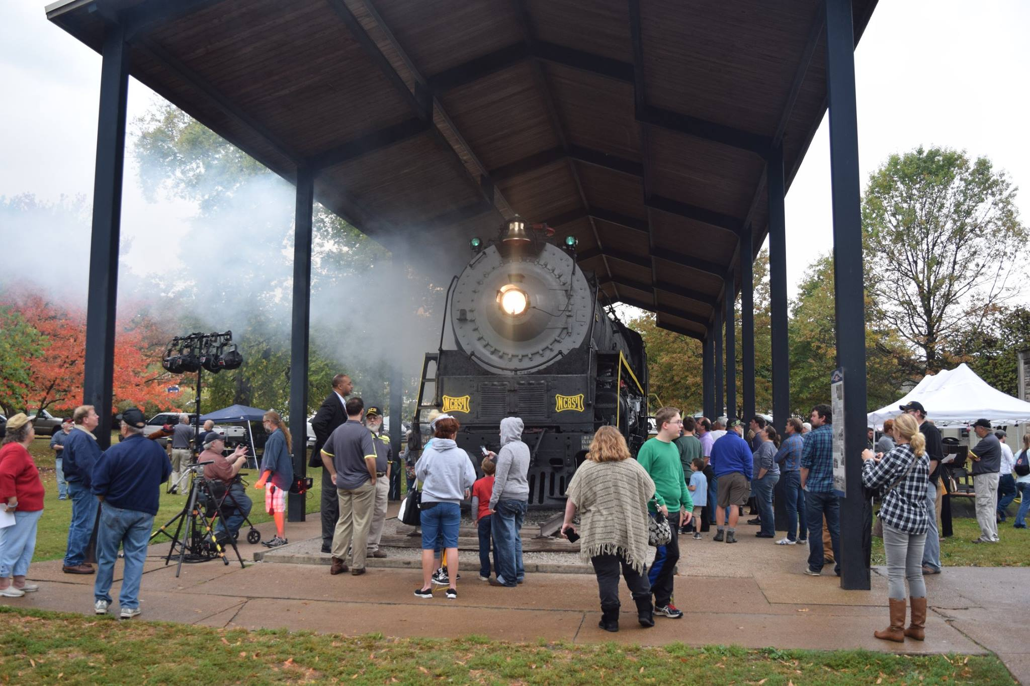 Open House Welcomes Hundreds as Nashville Steam Reaches Fundraising Milestone