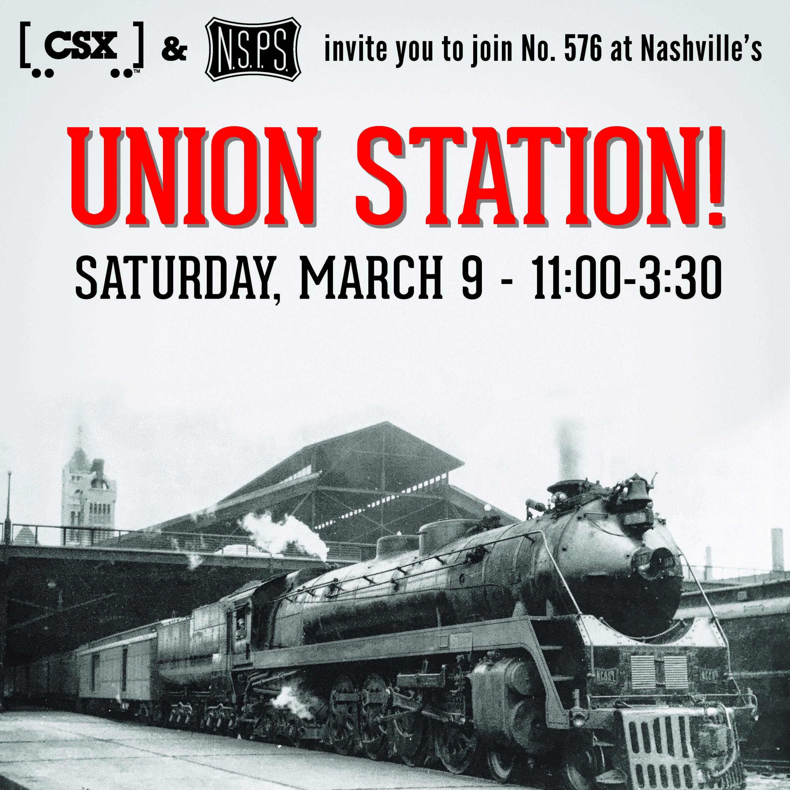 More Details for Next Stop: Union Station!