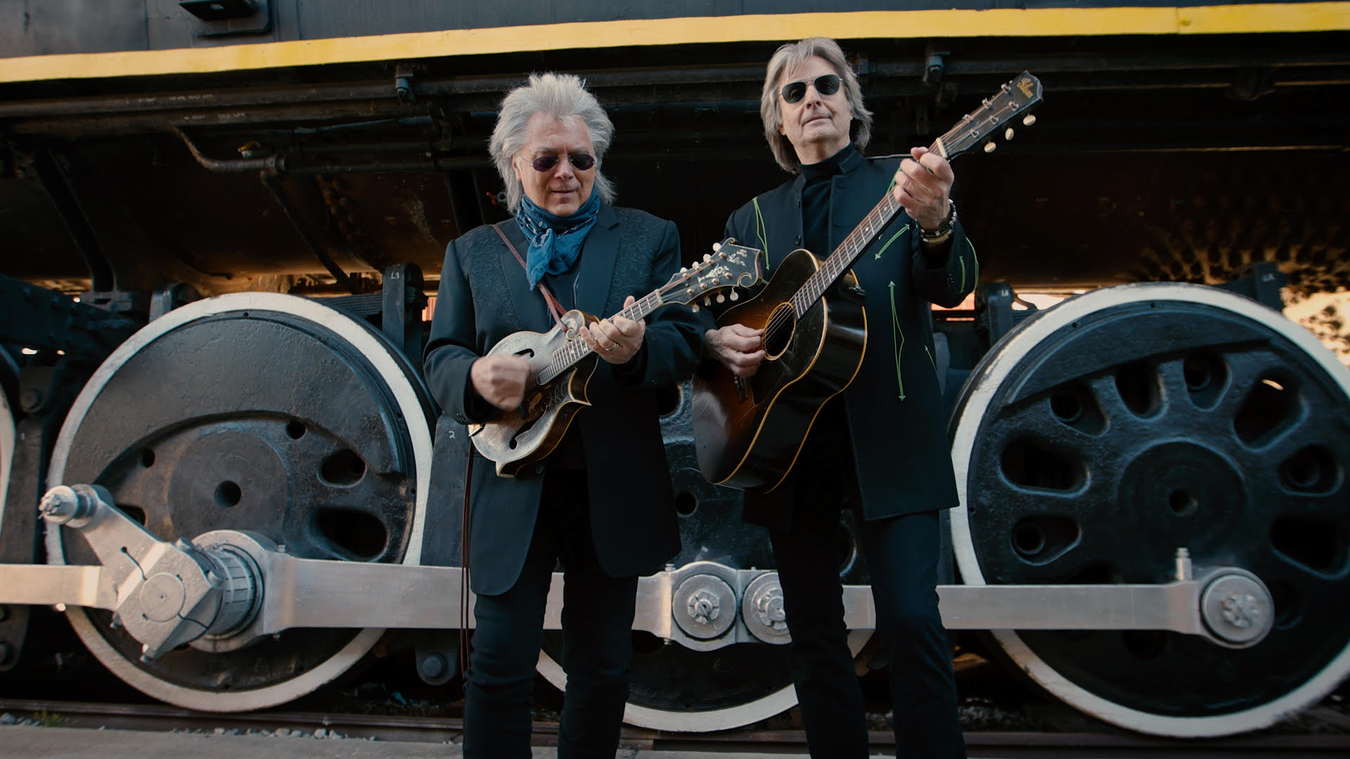 Country Music Legend Marty Stuart Joins Effort to Restore No. 576