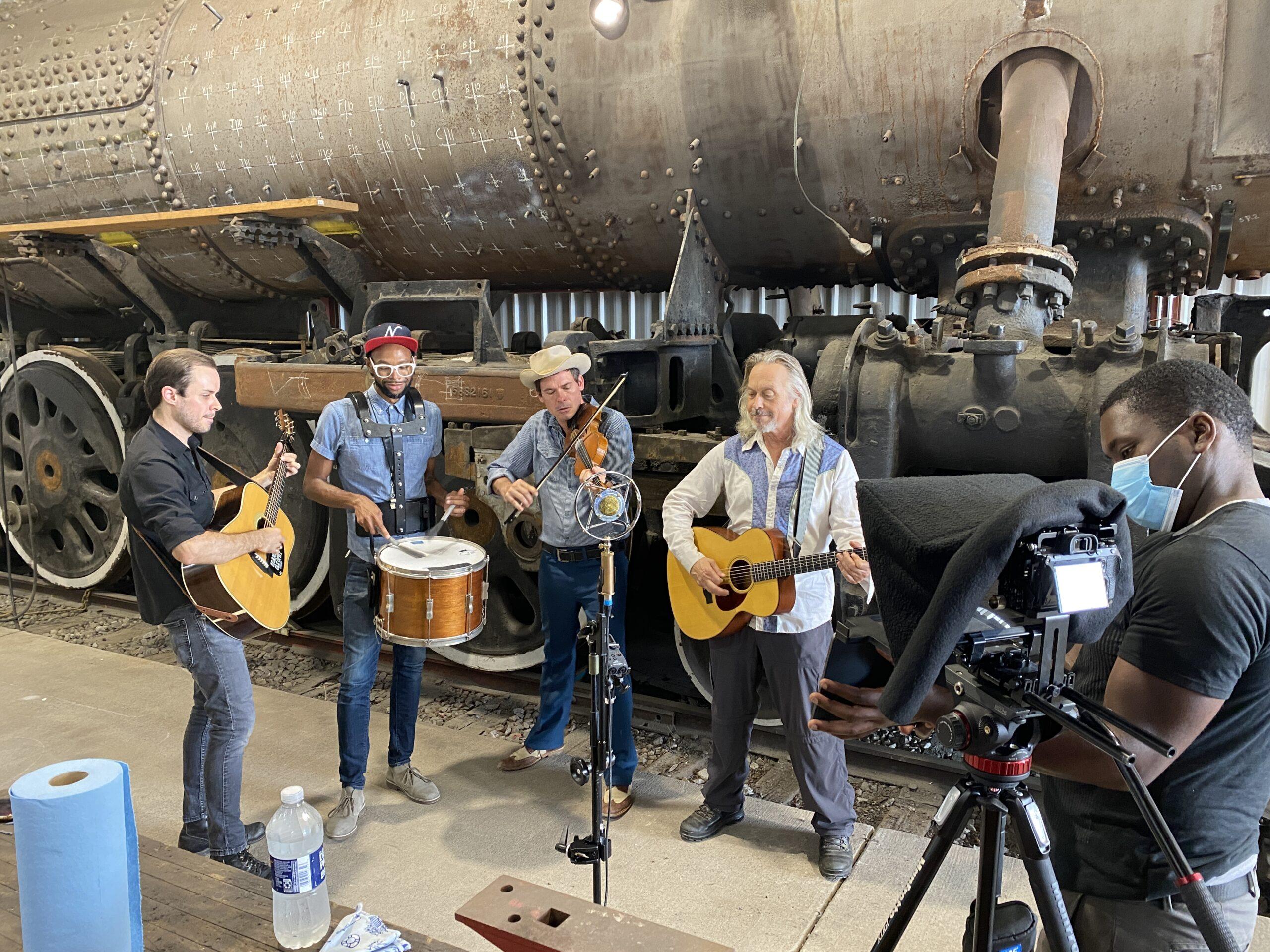 Nashville Steam Announces Rhythm of the Rails Virtual Benefit Concert